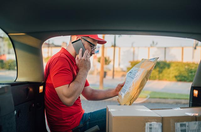 Common Courier Driver Tricks